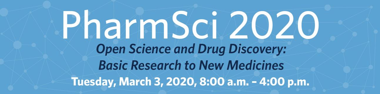 PharmSci 2020 banner image