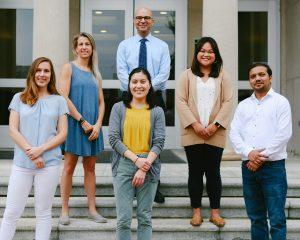 photo of the Gonzalez Lab members
